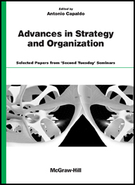 Advances in Strategy and Organization
