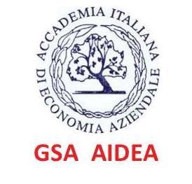 GSA Tassonomia degli studi aziendali