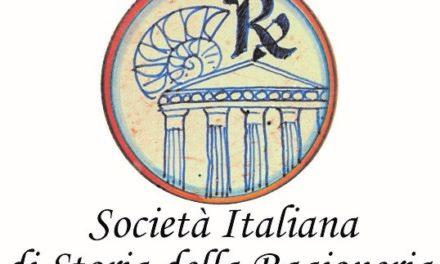 SISR: al via la terza edizione della Scuola di Metodologia della Ricerca Storica