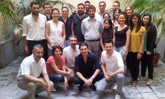 Chiusura lavori Scuola Estiva AIDEA di Metodologia della Ricerca –  Palermo 2015