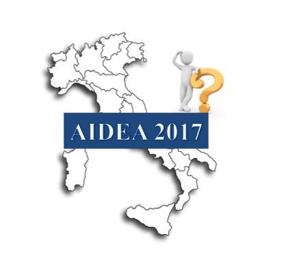 Richiesta di candidature per la sede ospitante del Convegno Aidea 2017