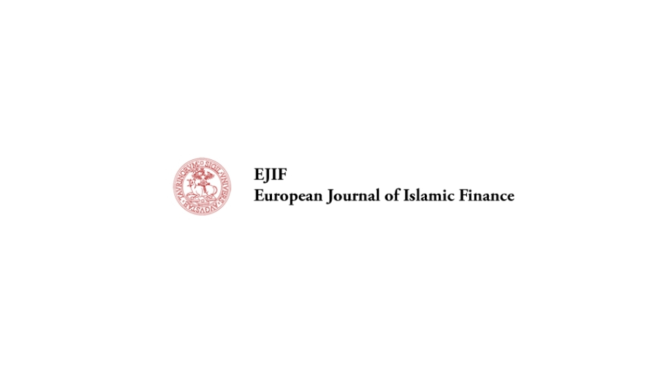 IL NOSTRO IMPEGNO DI FRONTE ALLA CRISI: European Journal of Islamic Finance
