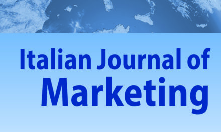 IL NOSTRO IMPEGNO DI FRONTE ALLA CRISI: SIM Affiliate Workshop & Special Issue of the Italian Journal of Marketing